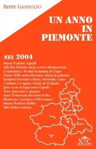 Un anno in Piemonte nel 2004