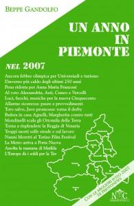 Un anno in Piemonte nel 2007