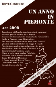 Un anno in Piemonte nel 2008