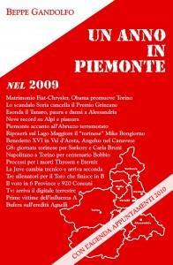 Un anno in Piemonte nel 2009