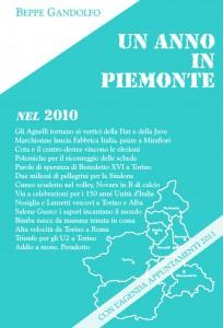 Un anno in Piemonte nel 2010