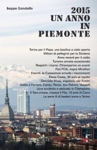 Copertina Un anno in Piemonte 2015 stampa